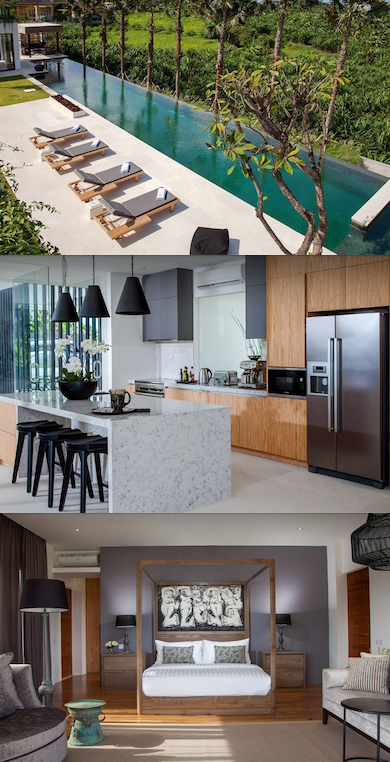 The Palm House Canggu Cool In 2019 House Bali House Styles