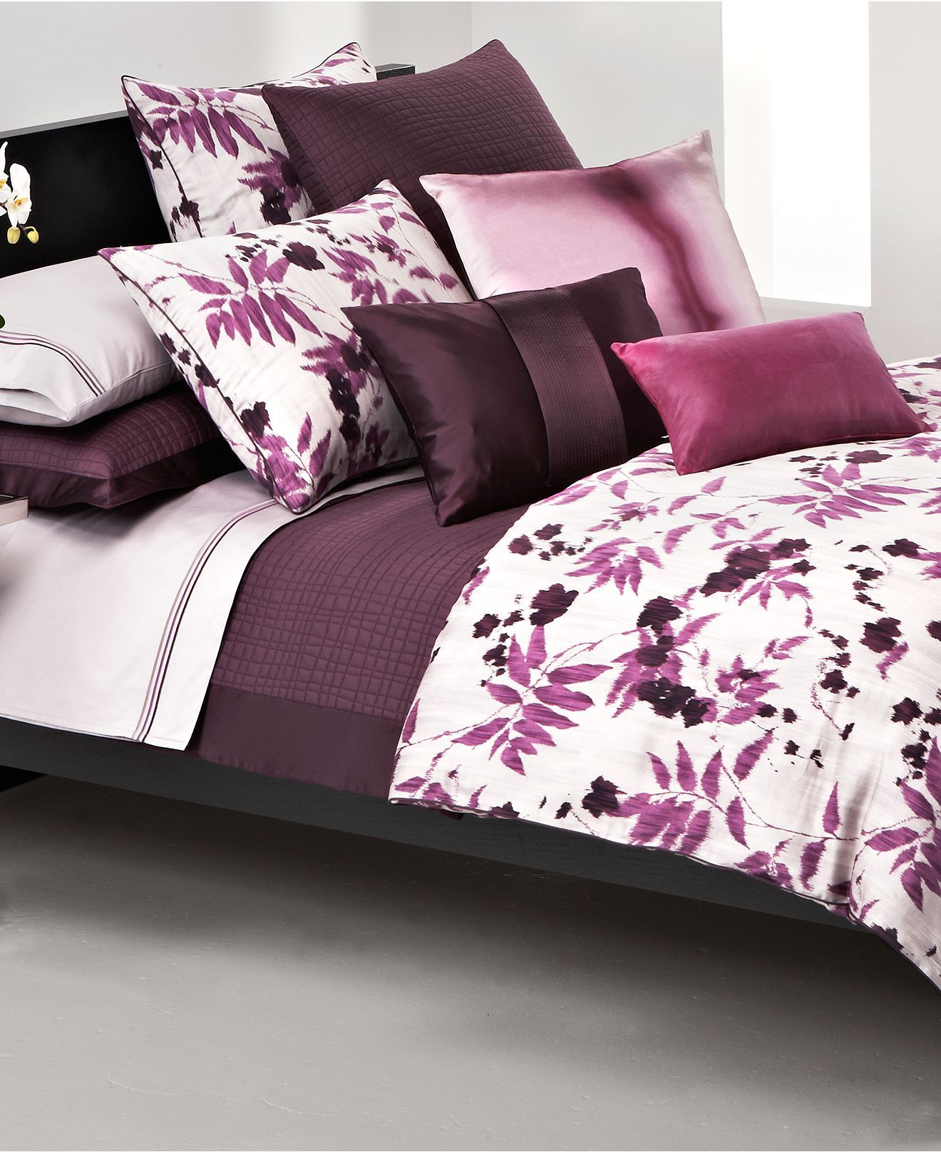 Awesome Hugo Boss Bedding Botanical Collection Bedding Collections Bed u Bath Macy us