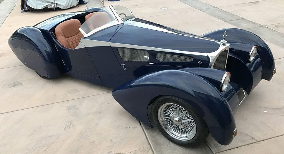 This Kit Car Looks Like A 1930\'s Bugatti And Costs Almost $70k | Kit ...