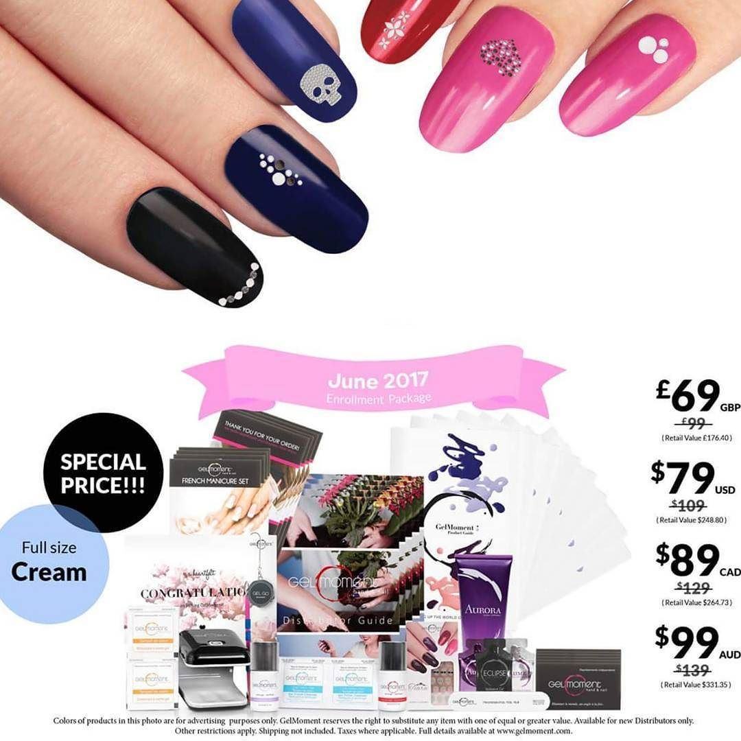 Love nails and direct sales? You'll love