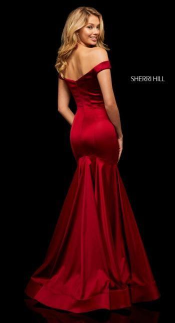 b337d81704 Sherri Hill Dress 52885