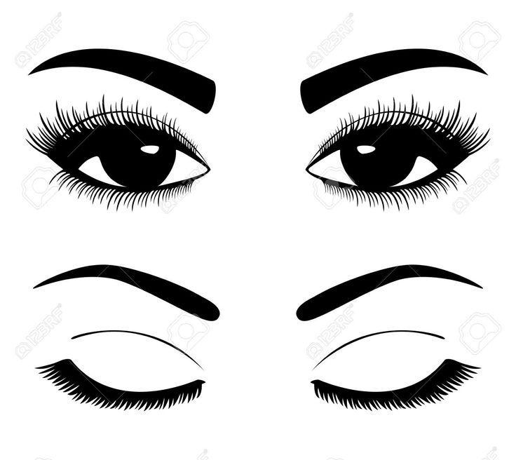 Dibujos De Ojos Para Colorear. Trendy Dibujar Ojos Para Nios