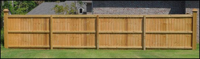 Https Inglefencecompany Com Wood Fencing Php At Ingle Fence Company We Can Install All Kinds Of Wood Fences Wood Fence Installation Wood Fence Wood Gate