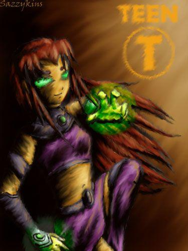 TT Save the Titans Starfire