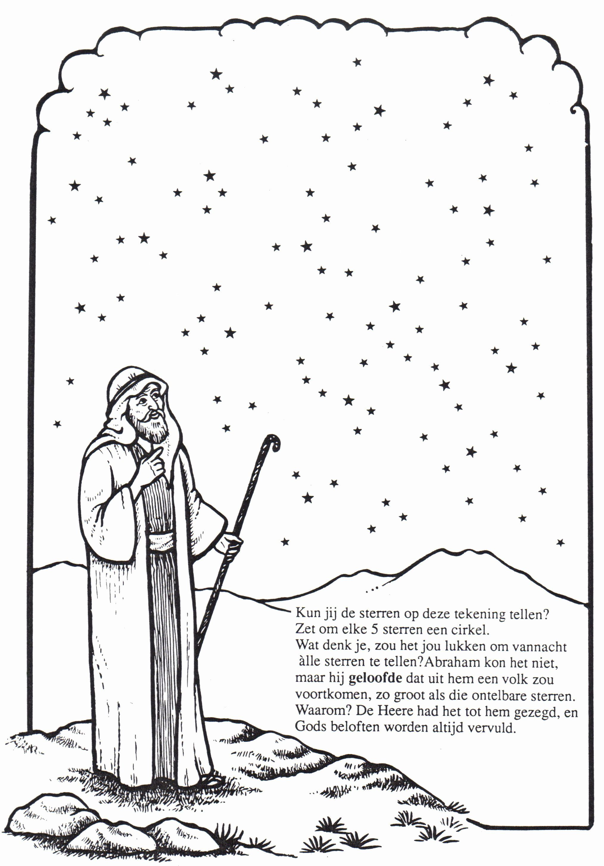 28 Abraham And Lot Coloring Page In 2020 Abraham Bible Crafts