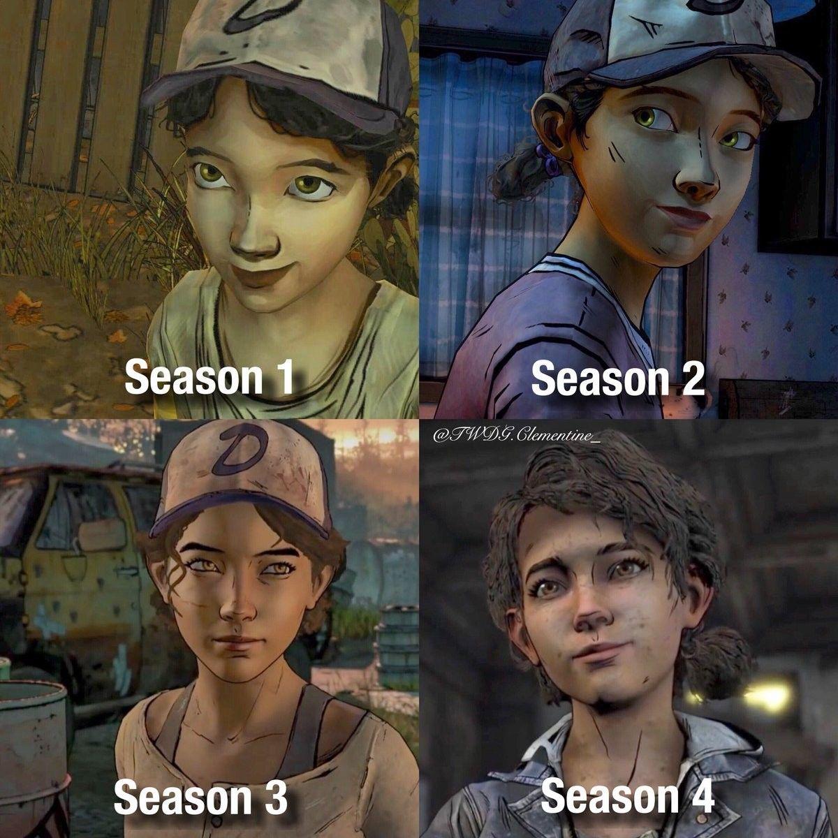 Clementine Age Final Season