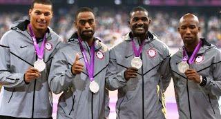 Blog Esportivo do Suíço:  COI confirma desclassificação de revezamento americano da Olimpíada