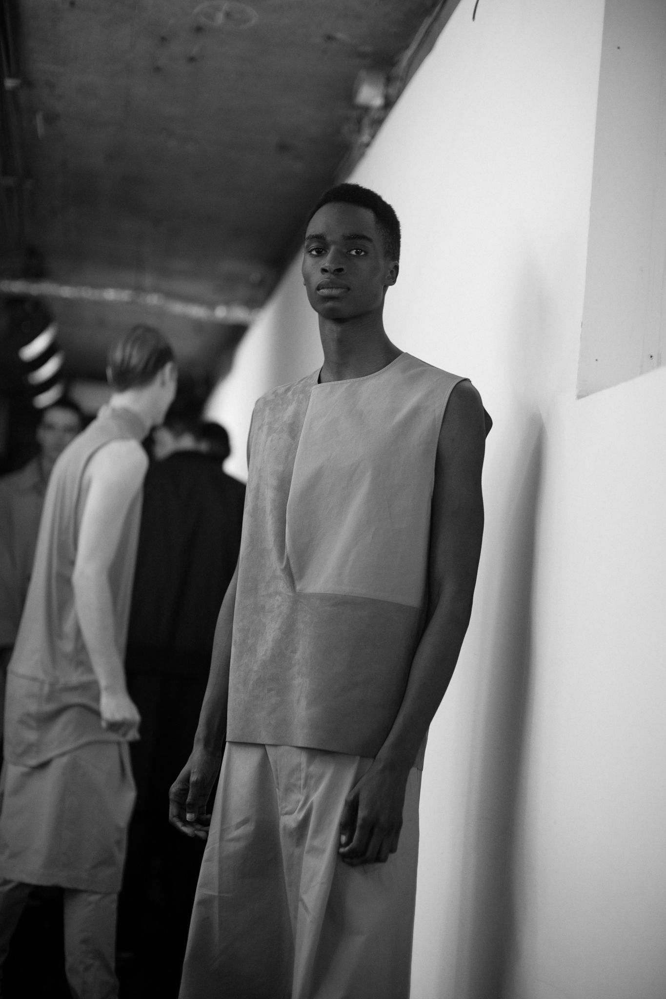 LCM: Berthold SS17 http://ift.tt/232MmeS #WonderlandMagazine #Fashion