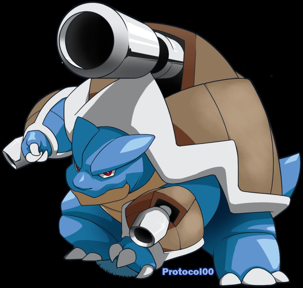 Mega Blastoise by Protocol00 on DeviantArt | Pokemon blastoise, Pokemon,  Mega evolution pokemon
