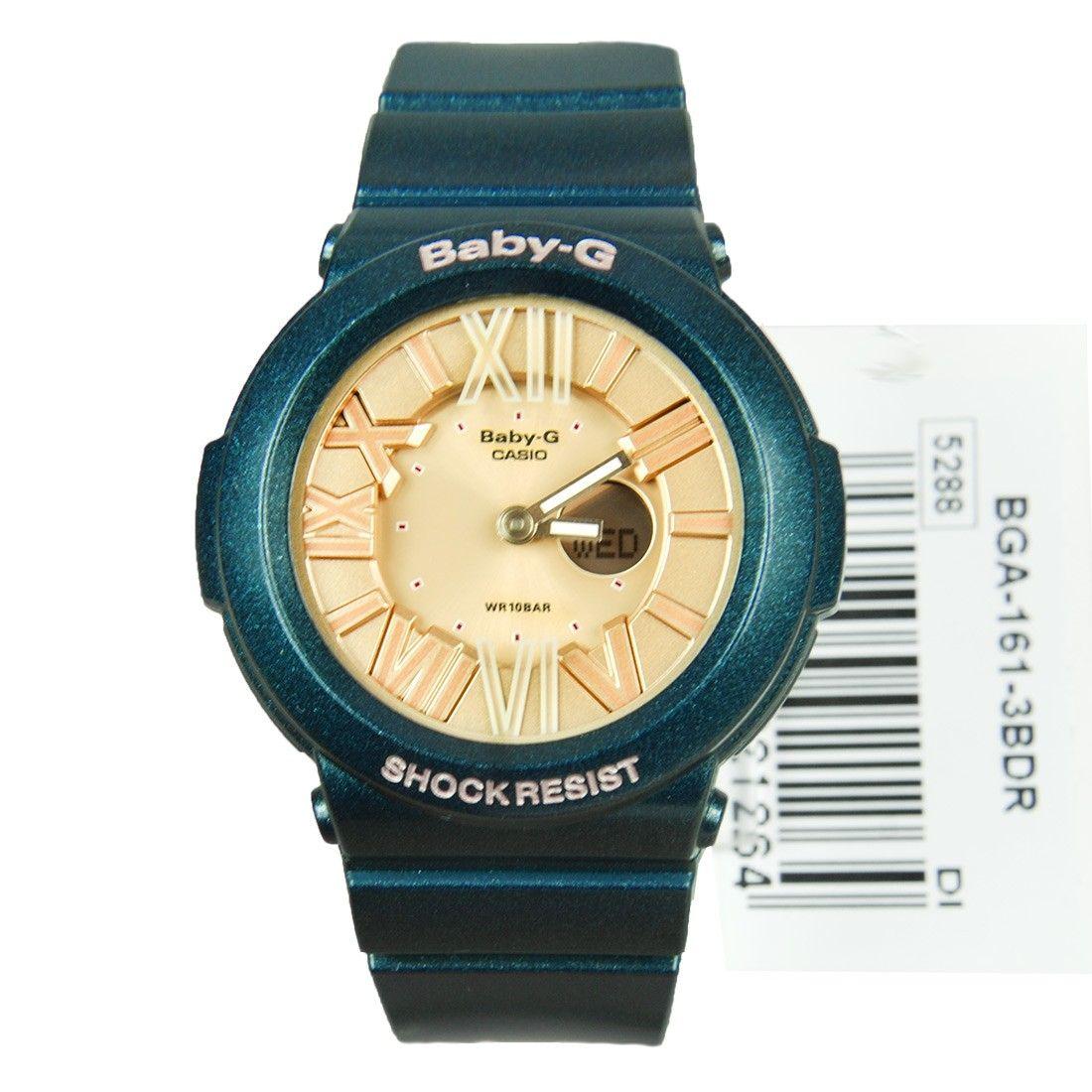 Casio Babyg Illuminator Watches Bga1607b2 Bga160 Stuff To Baby G Bga 210 7b3 Neon Ladies Watch