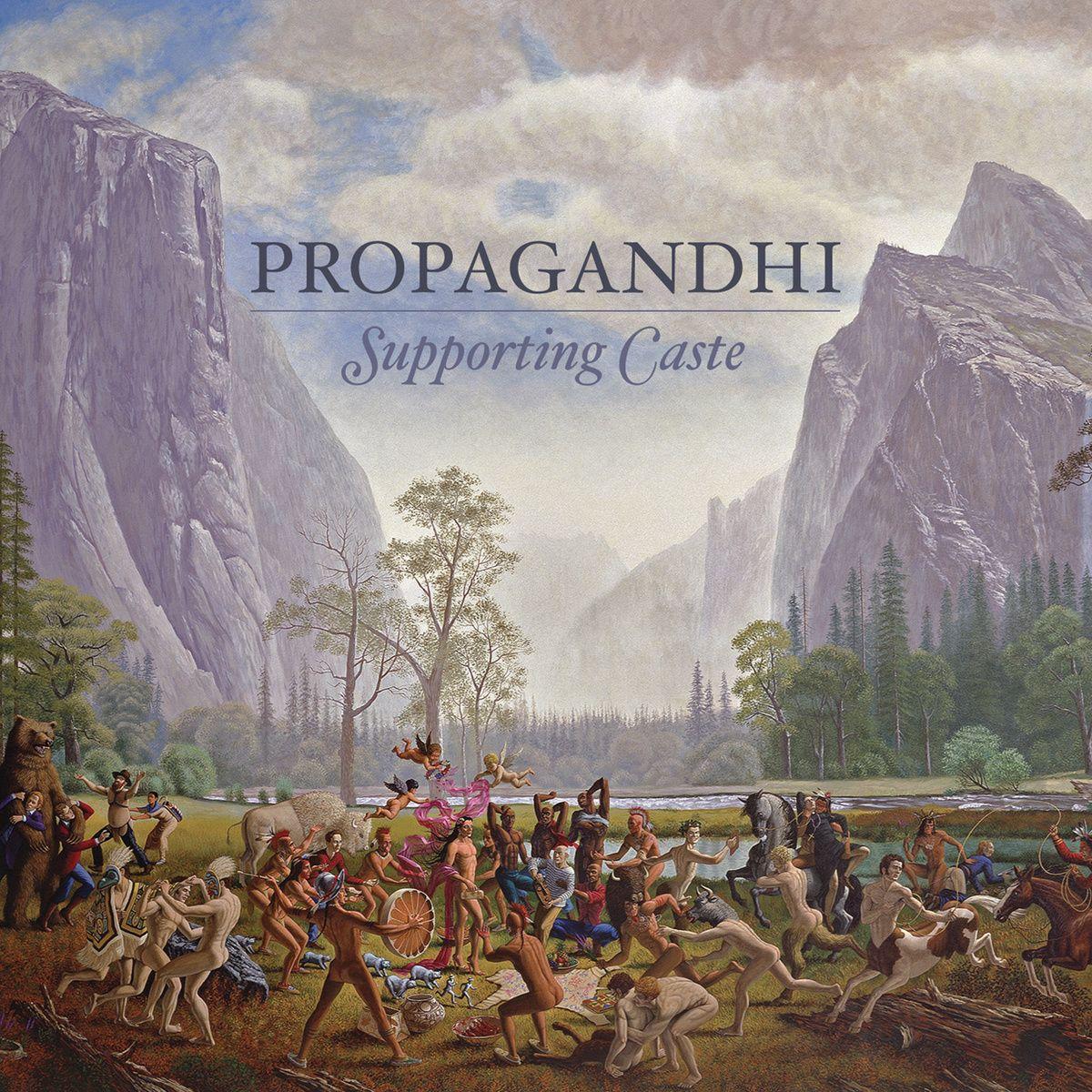 Propagandhi - Supporting Caste (2009)
