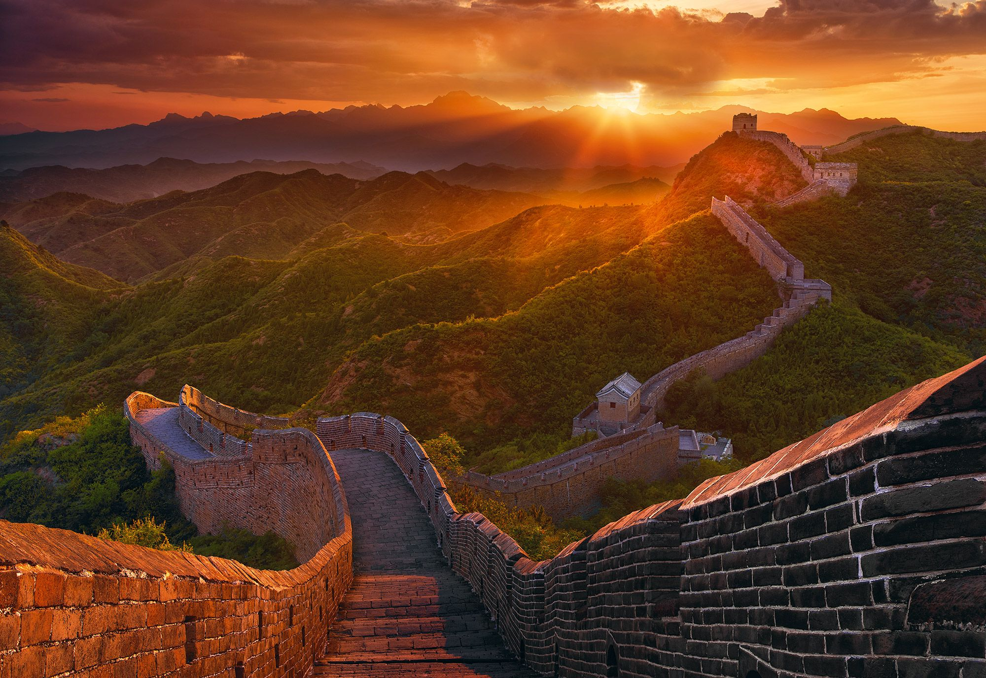 """""""The Great Wall"""" Peter Lik Presents the China Collection"""