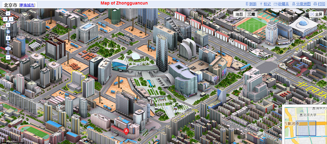 maps 3d citylondonhotel