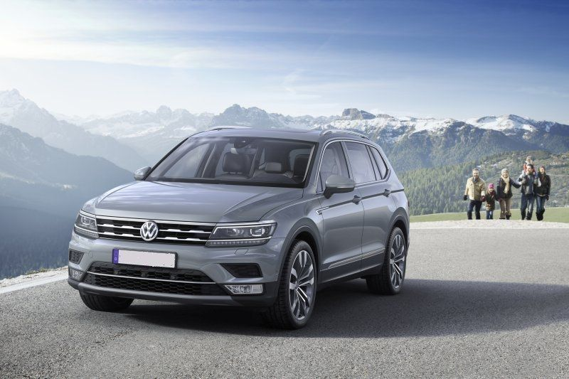 2020 VW Tiguan R, Changes, Coupe >> 2020 Vw Tiguan Changes R Line Package New Car