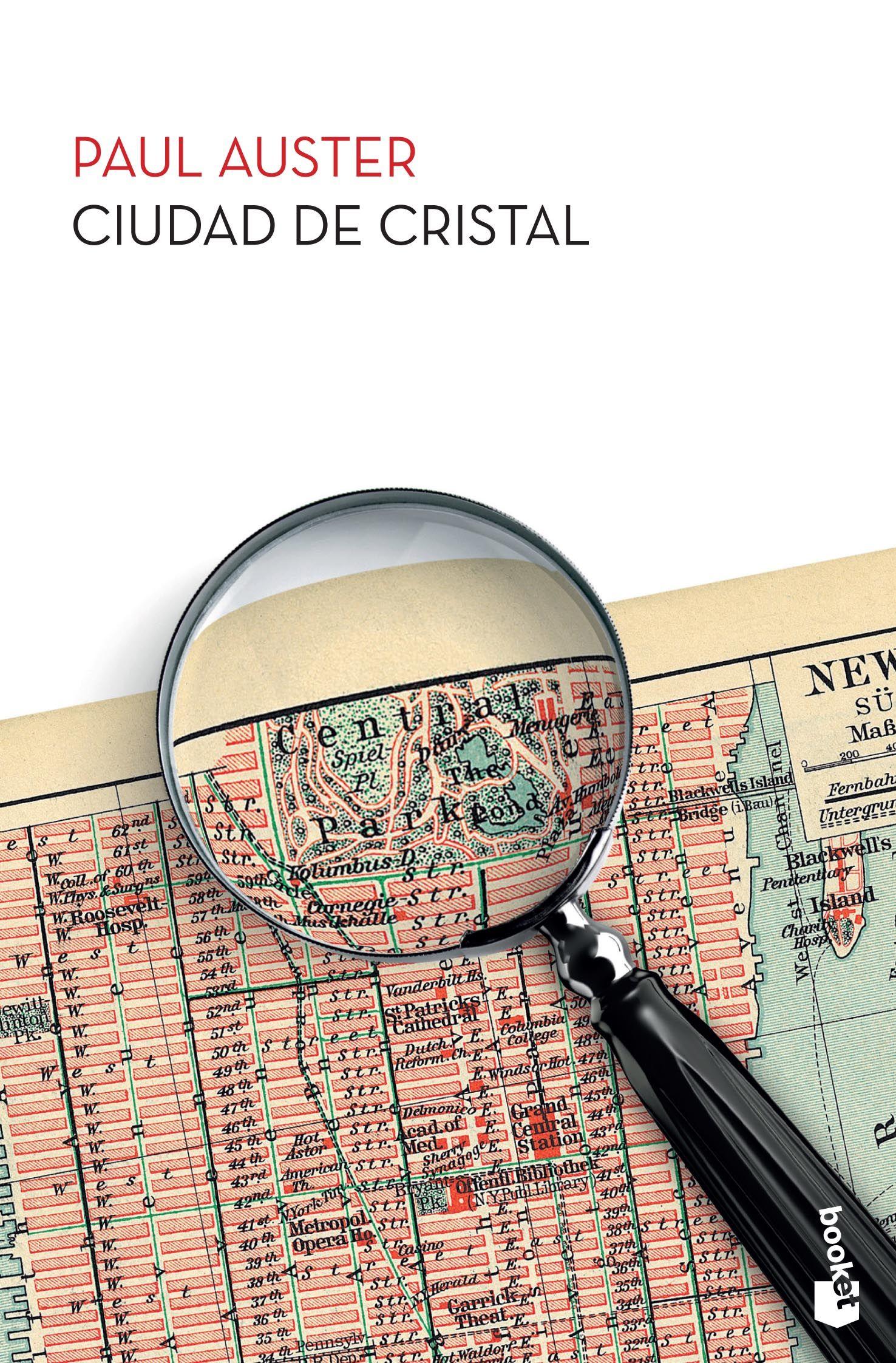 Ciudad De Cristal Paul Auster Paul Auster Crystal City Ebook