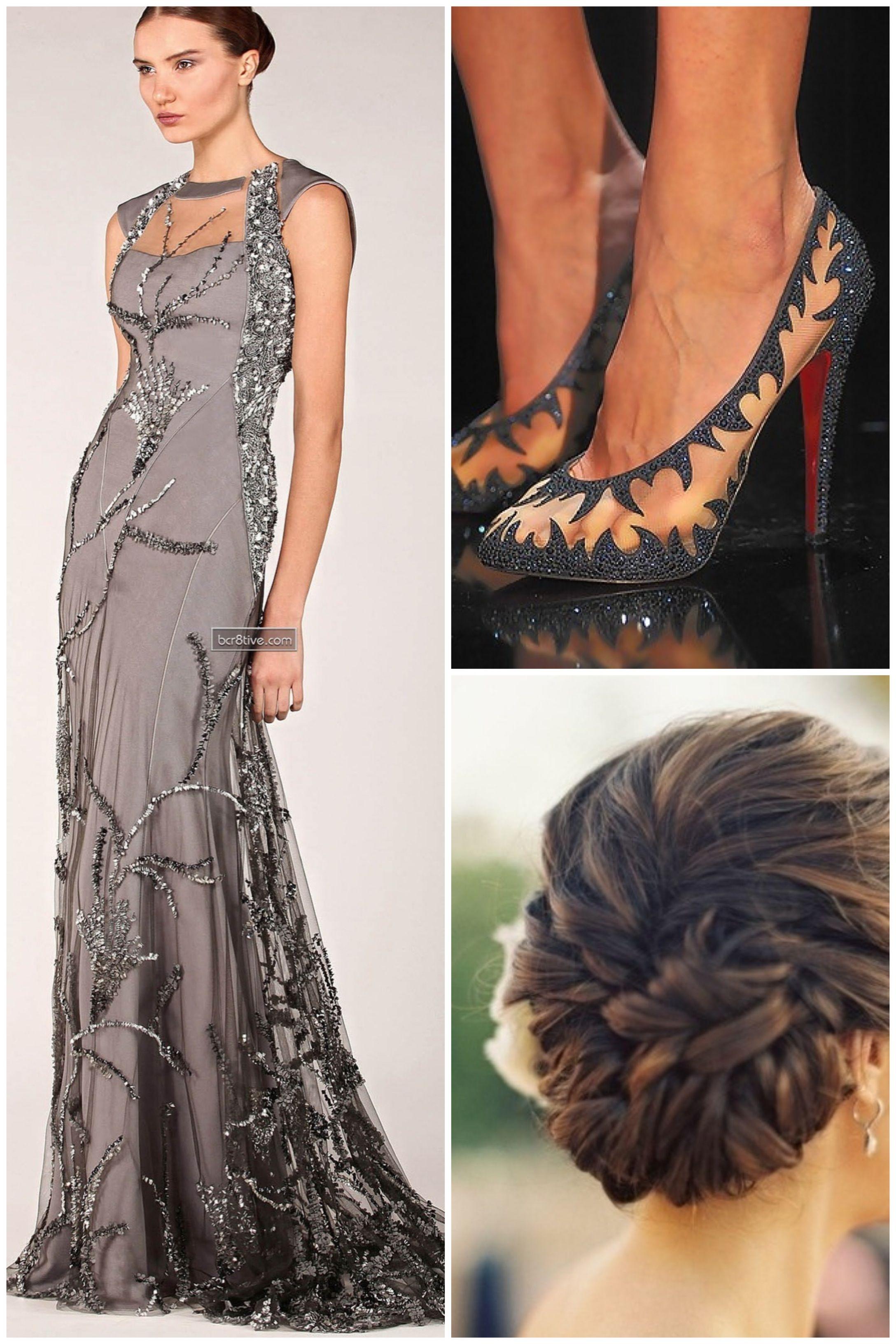 Dark Bluish Grey Formal Dress Ball Gowns Formal Ball Gown Formal Dresses