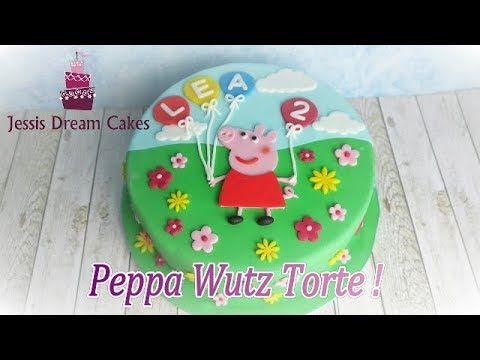 Idee Von Andrea Haeberlin Auf Lisa Geburtstag In 2020 Peppa Wutz Torte Peppa Wutz Kuchen Kindergeburtstagstorte