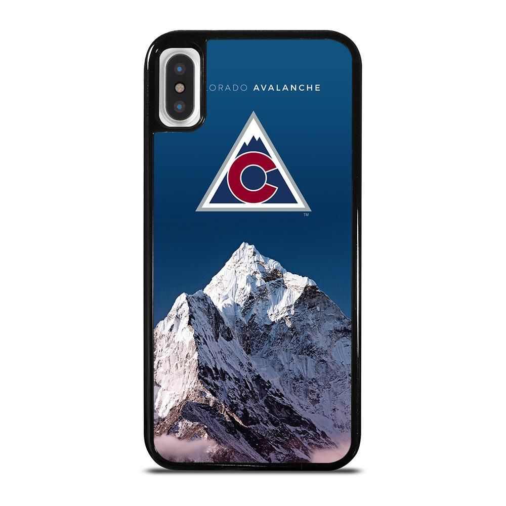 Colorado Avalanche Iphone X Xs Case