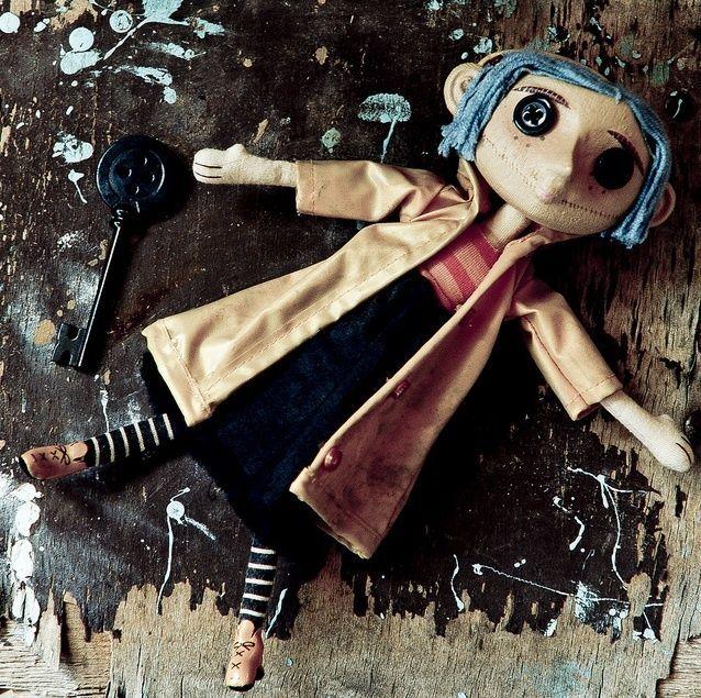Coraline Voodoo Doll Coraline Doll Coraline Coraline Jones