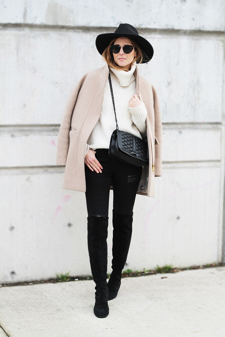 THE VAULT FILES: Outfits File: Over The Knee Boots