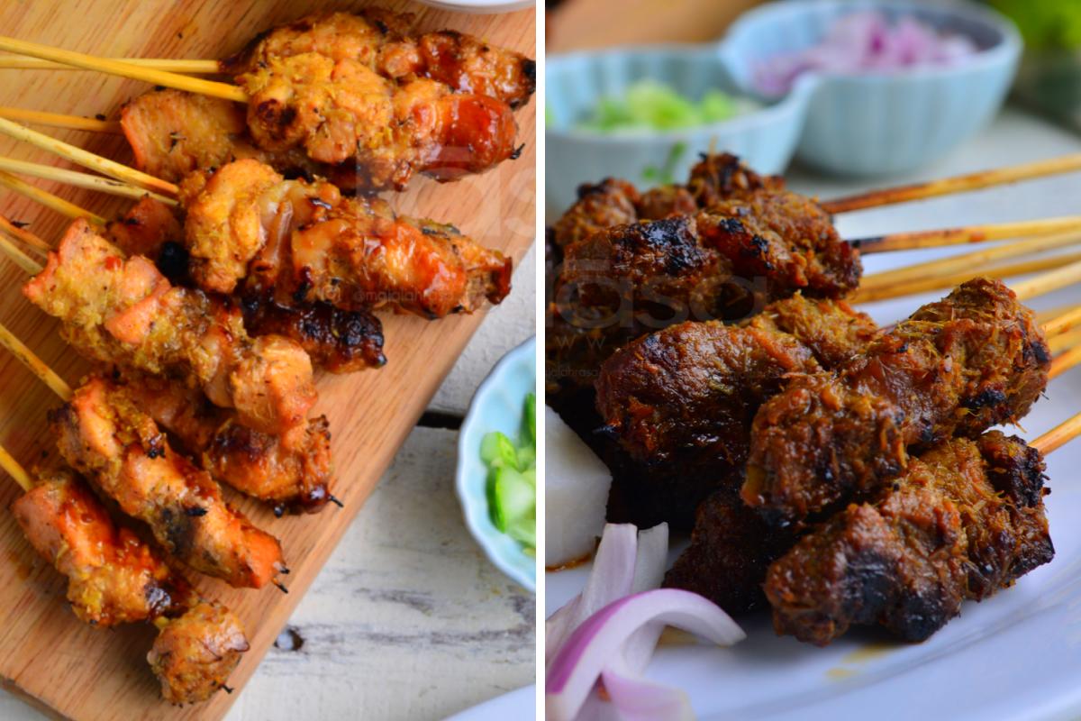 Resep Sate Ayam Sweet Satay Oleh Lily Minarosa Resep Resep Resep Masakan Masakan