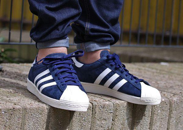 Adidas Superstar 80's Deluxe Suede post image   Sneakers