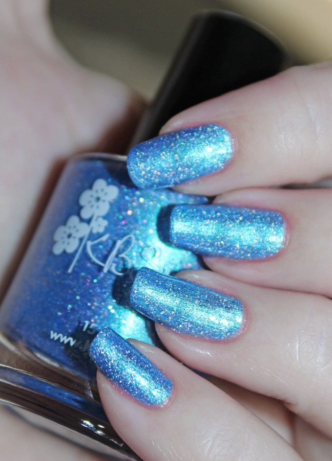 Swatches & review of the KBShimmer Polish Con NYC Exclusives in the ...