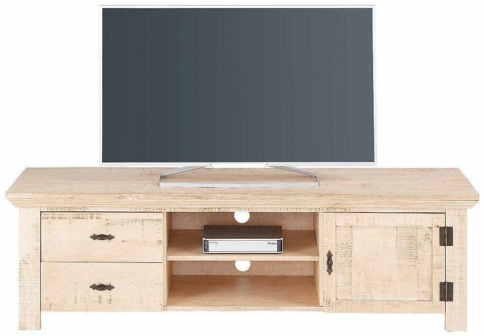Home affaire Lowboard »Molly« aus massiver Kiefer, 150 cm breit