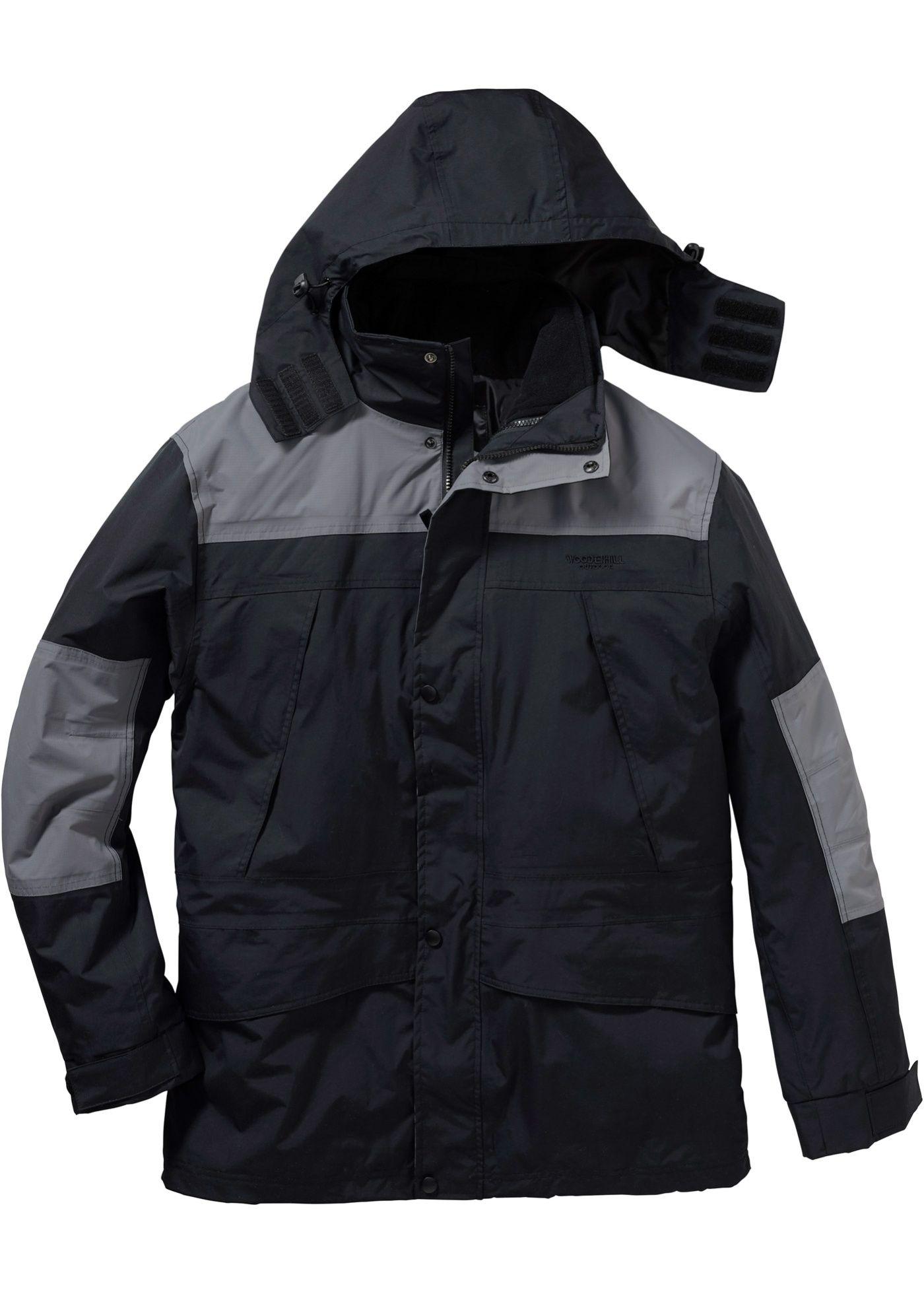 aa53b6745e8363 Diese 3-in-1-Jacke mit Fleeceteil und Kapuze ist stets der ideale ...