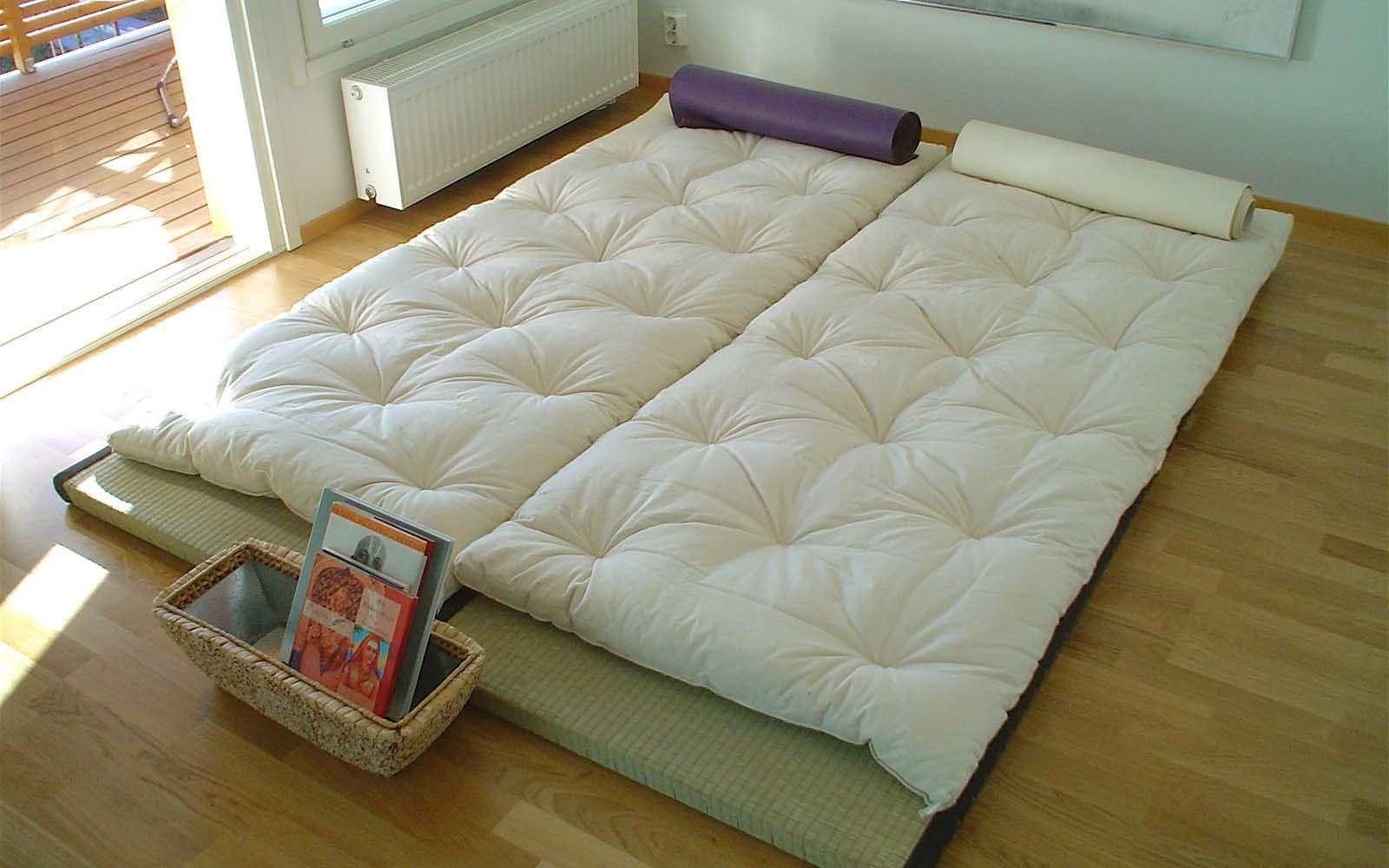 TORANJ Japanese bedroom, Asian home decor, Japanese mattress