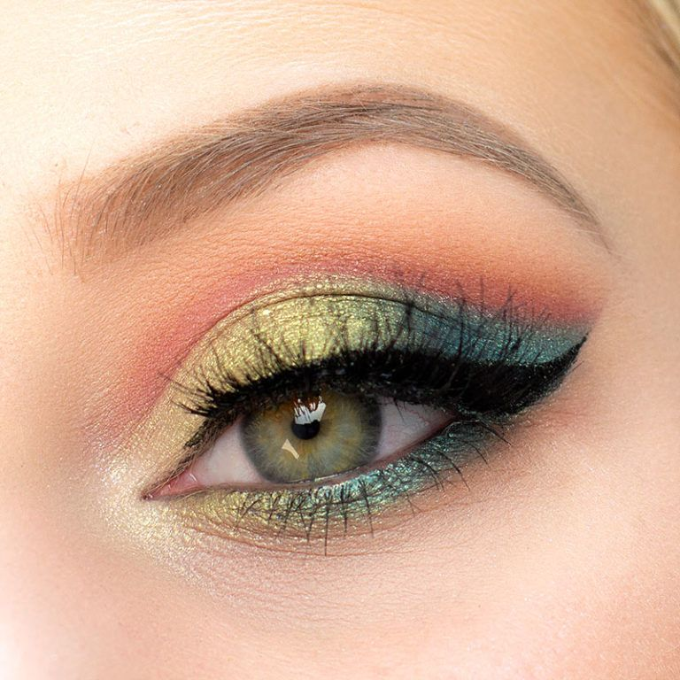 Too Faced Life's a Festival Palette – Sabrinasbeautyparadise – Make Up und Hautpflege Blog seit 2013