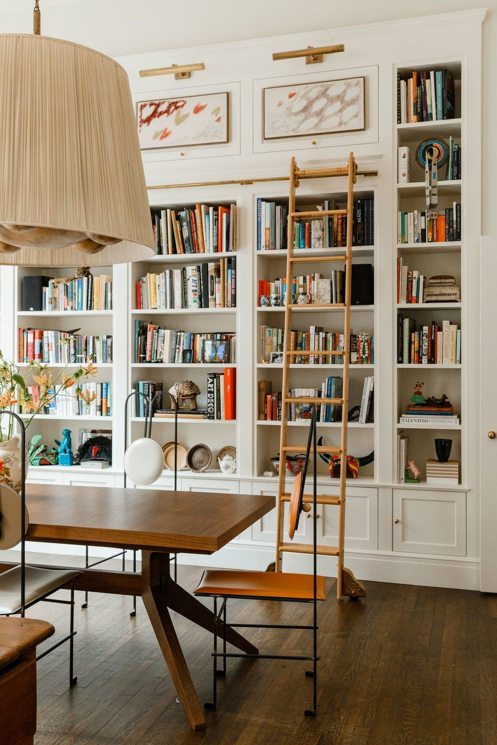 Room of the Week: A Bold But Classic Loft Living Room – coco kelley