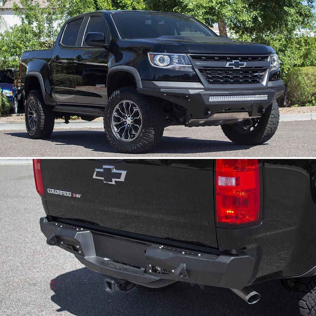 The Chevy Colorado Zr2 Looks Fantastic With The New Addoffroad