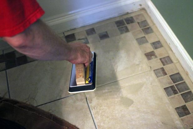 How To Remove A Tile Floor Tile Flooring Bathroom Tiling And