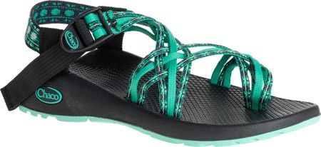 9a1b9566bfd3 Chaco Zx 3 Classic Sandal - Shiver Pine Polyester 11