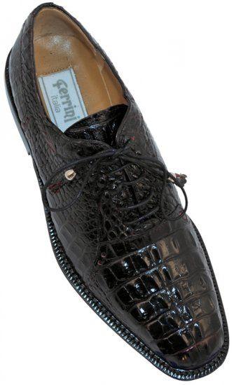 86a21de8867 Ferrini 227 Genuine Hornback Alligator Shoes - $669.90 ...