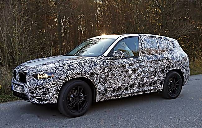 2018 BMW X3 Release Date Interior Redesign  Super Car Preview
