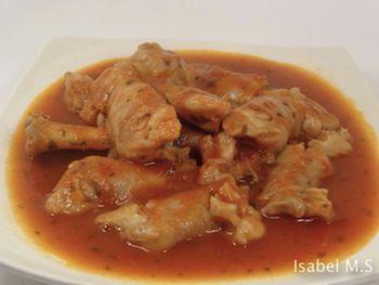 Manitas De Cordero En Salsa Extremadura Cordero En Salsa Cocina Española Recetas De Cocina