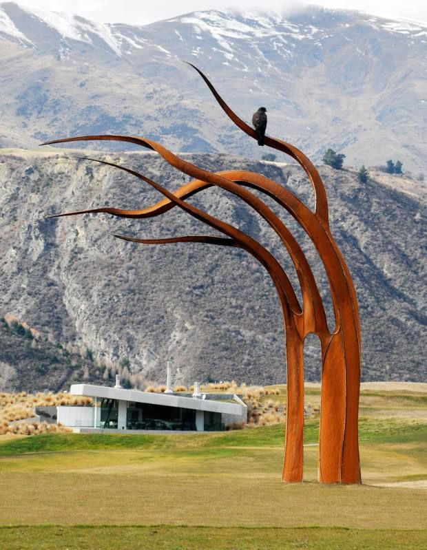 Image Result For The Hills Golf Club Arrowtown New Zealand