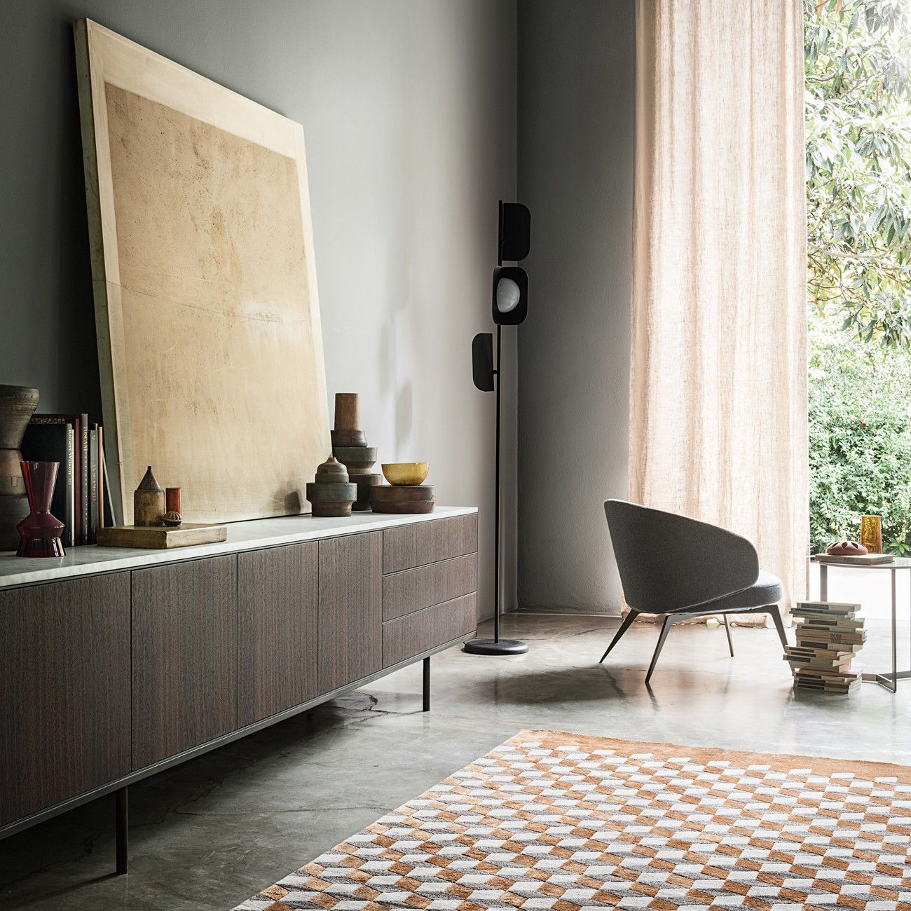 The French Vintage Inspired Long Island Sideboard Will Become The Hero Of  Any Living Room. Designed By Christophe Pillet For Lema, Long Island Is A  Classic, ... Part 40