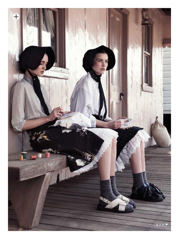 Amish Inspired Fashion 49