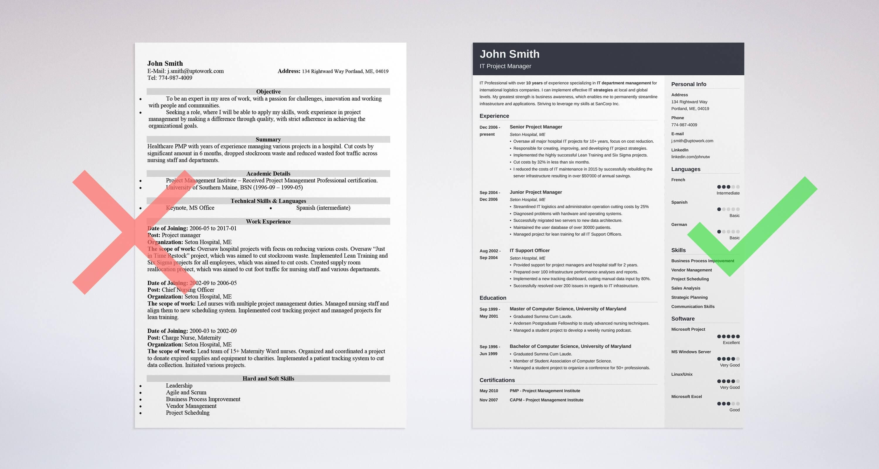How to Make a Resume for a Job [Professional Writing Guide