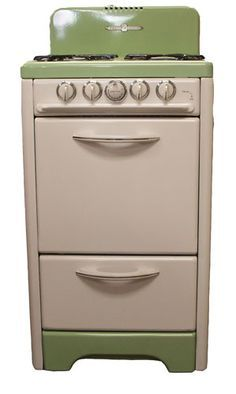 1950 Apartment Size Stove From The At Buckeye Appliance And Currently Foru2026