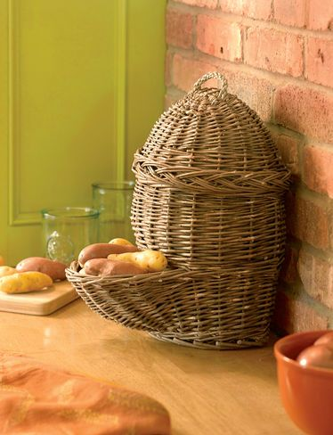 Countertop Potato U0026 Onion Baskets Or Put What You Want In Them