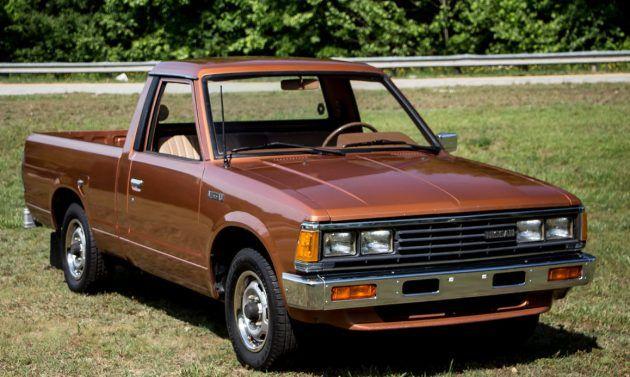 Rust Free Work Ready 1985 Nissan Pickup Nissan Pick Up Nissan Nissan Trucks
