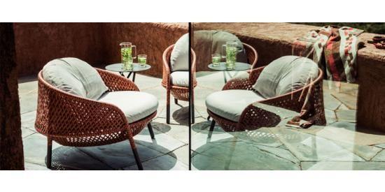 Ahnda Dedon Lounge Kollektion Gartenmöbel Trends 2016 Pinterest - gartenmobel rattan modern