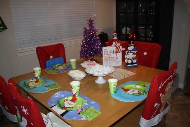 #breakfast #Elf #North #Pole #sets #Shelf #table Elf on the Shelf Sets the Table for a North Pole Breakfast #northpolebreakfast #breakfast #Elf #North #Pole #sets #Shelf #table Elf on the Shelf Sets the Table for a North Pole Breakfast #northpolebreakfast