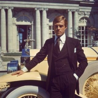 The Great Gasby Robert Redford 1974    Coco e l'Istrione