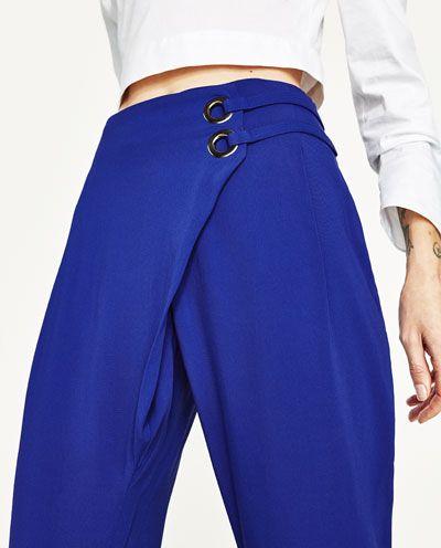 Tunisie Pantalon Zara Pantalon Femme pantalon 76gvbymIYf