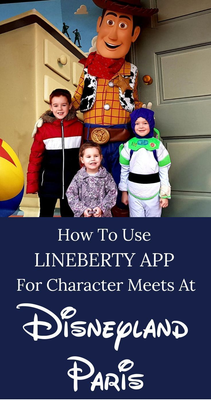 Photo of Lineberty Disneyland Paris: So verwenden Sie die Lineberty App bei DLP